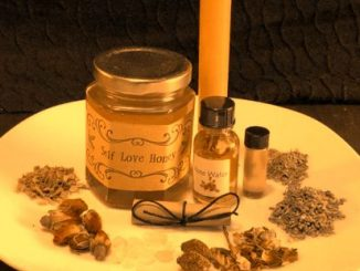 Honey Jar Spell For Love